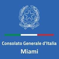 Consolato Generale d'Italia a Miami-Consulate General of Italy in Miami