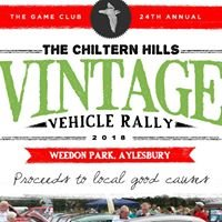 Chiltern Hills Vintage Vehicle Rally (Classic Car)