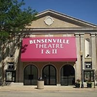 Bensenville Theatre and Sundae's Too Ice Cream Shop