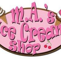M.A.'s Ice Cream Shop