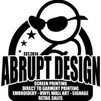 Abrupt Design