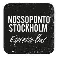 Nossoponto Stockholm Espressobar