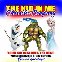 The Kid In me Character Company