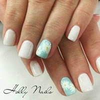 Old Fannin Holly Nails