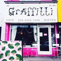 Graffitti Café and Restaurant, Belfast