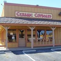 Ceramic Cupboard
