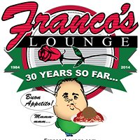 Franco's Lounge, Restaurant & Music Club