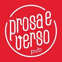 Prosa e Verso Pub
