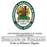 Dirección de Posgrado UAP