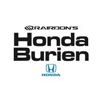 Rairdon's Honda of Burien