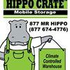 Hippo Crate Mobile Self Storage