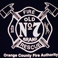 Orange County Fire Authority Firehouse 7