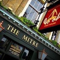 The Mitre - Convivial London Pubs