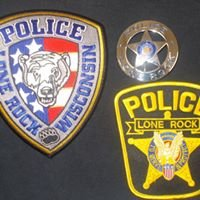 Lone Rock Wisconsin Police Department