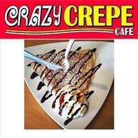 Crazy Crepe Cafe Truck