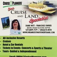 Diane Witt - Cruise Planners