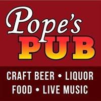 Pope's Pub