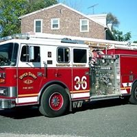 Upper Darby Fire Department - Engine/Ladder/Squirt 36