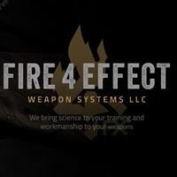 Fire 4 Effect Weapon Systems, LLC