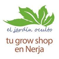 El Jardin Oculto Nerja grow shop