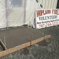 Hopland Volunteer Fire Department