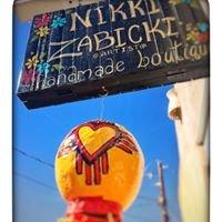 Nikki Zabicki-the SHOP