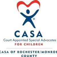 CASA of Rochester/ Monroe County