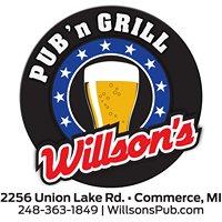 Willson's Pub 'n Grill