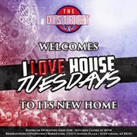 I Love House Tuesdays