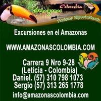 Amazonas - Con Las Tres Fronteras - Brasil, Peru Y Colombia