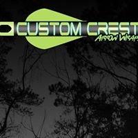 Custom Crest Arrow Wraps
