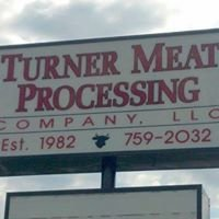 Turner Meat Processing