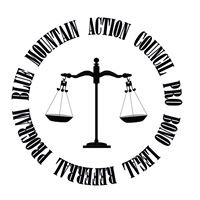 Blue Mountain Action Council Pro Bono Legal Referral Program