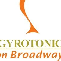 GYROTONIC on Broadway