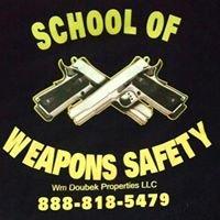 Schoolof WeaponsSafety