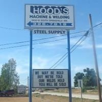 Hood's Machine & Welding