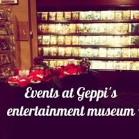 Events at Geppi's Entertainment Museum