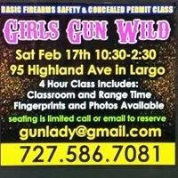 Girls Gun Wild