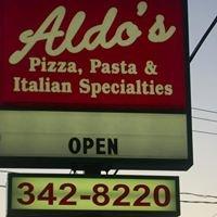Aldo's Pizza, Pasta and Italian Specialties