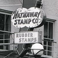 Hathaway Stamp and Identification