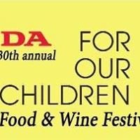 For Our Children Food and Wine Festival