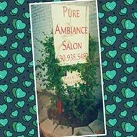 Pure Ambiance Salon & Beauty Boutique