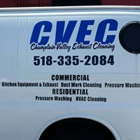 Champlain Valley Exhaust Cleaning