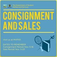 DSWS Consignment and Sale