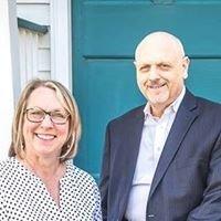 Homebase STL Team, Realtors Jane Campbell & Jeffry Goldstein