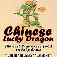 Chinese Lucky Dragon Food Cart