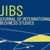 Journal of International Business Studies - JIBS