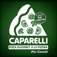 Caparelli Pizza Gourmet a la Piedra / Per Covelli