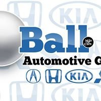 Ball Automotive Certified Pre-Owned