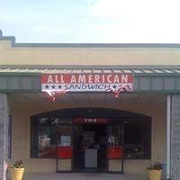 All American Sandwich